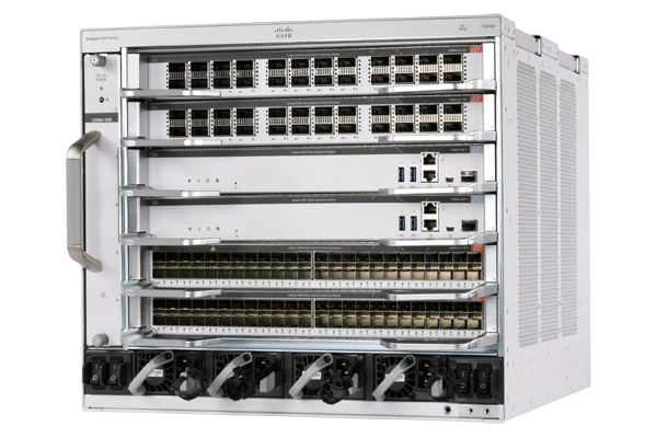 Cisco Catalyst 9600 Series