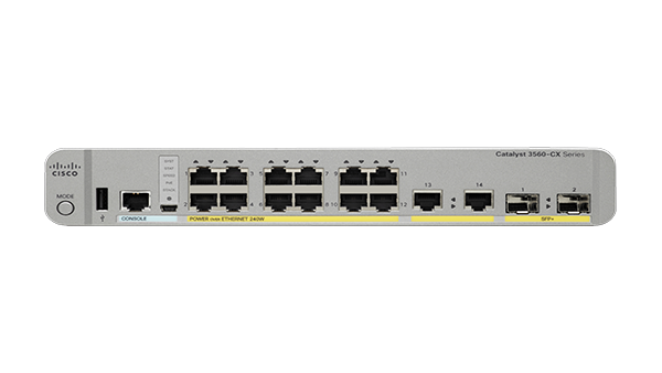 LAN compact switches