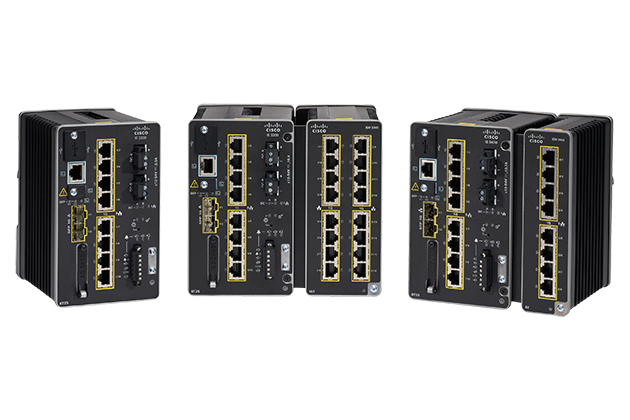 Cisco Catalyst Ie3x00 Rugged Series Ie Switches