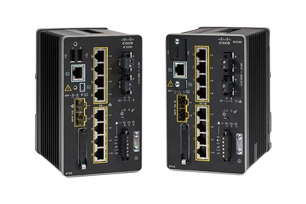 Cisco Catalyst Industrial Ethernet 3200 Rugged Series