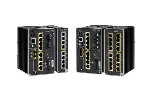 Cisco Catalyst Industrial Ethernet 3300 Rugged Series
