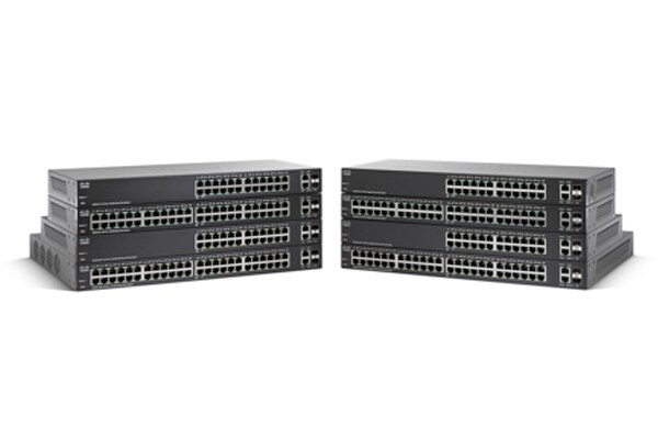 Cisco 220 Series Smart Switches