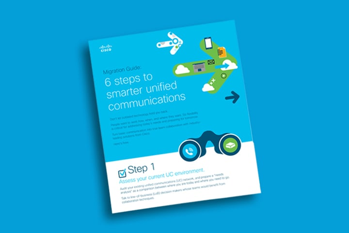 6 Steps to Smarter Unified Communications