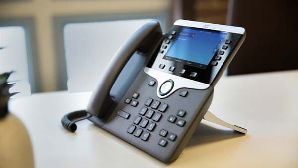 Voice over IP phone system (VoIP)