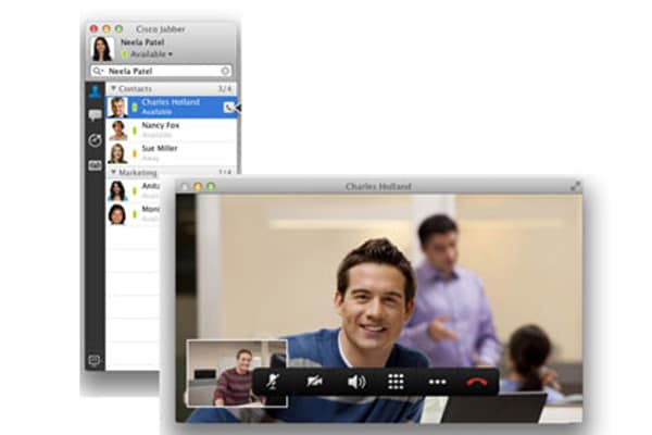 Cisco Jabber for Mac