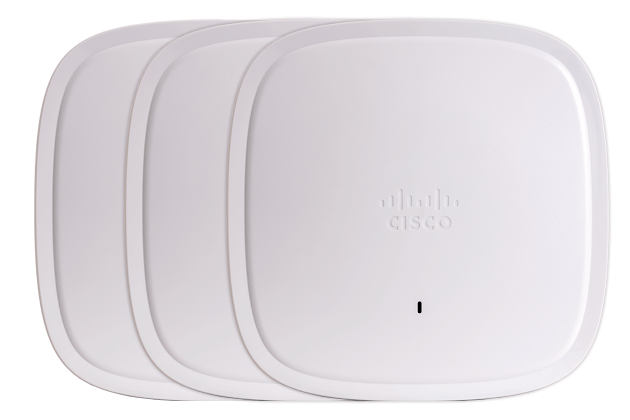Cisco Catalyst 9100 access points