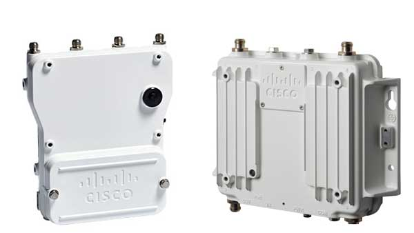 Aironet outdoor and industrial access points