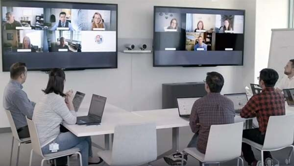 Workplace Transformation at Cisco with Webex Teams