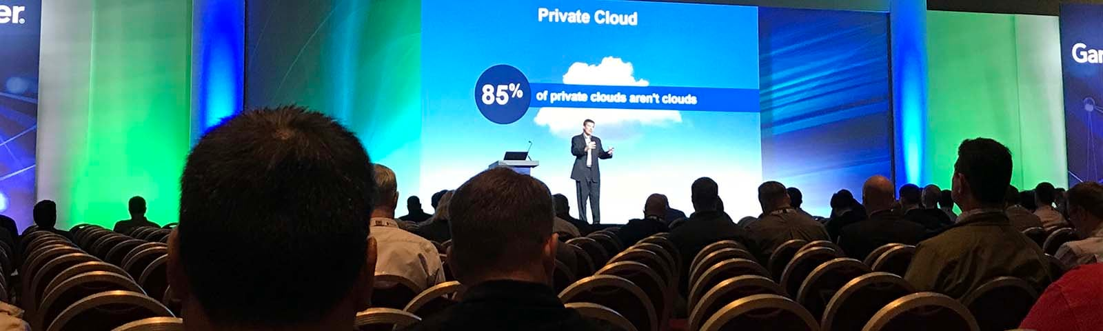 The journey to the cloud is now about a mix of models, Gartner says