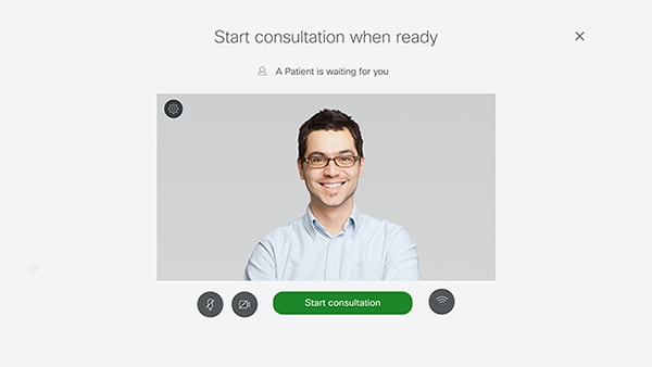 Webex Telehealth Connector