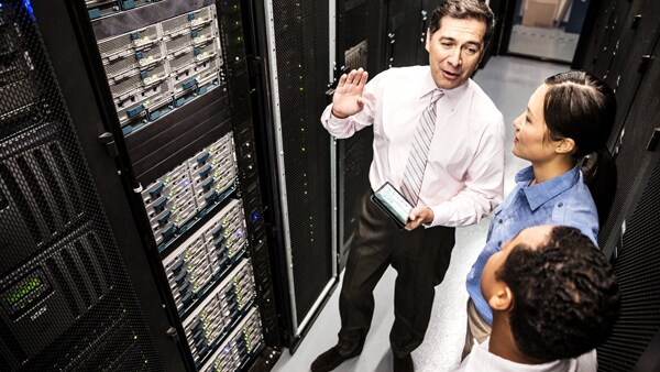 Top 5 reasons to deploy Cisco Converged Infrastructure