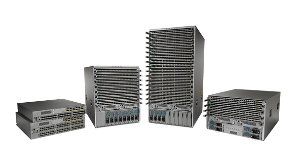 Cisco Nexus series switches