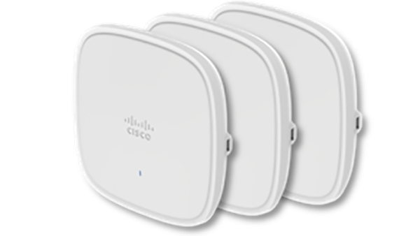 Catalyst 9100 Series access points
