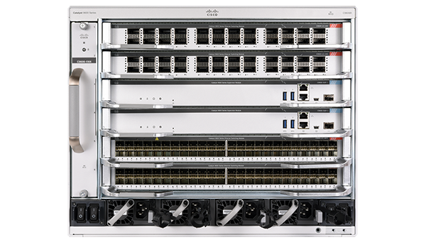 Catalyst 9600 Series switches