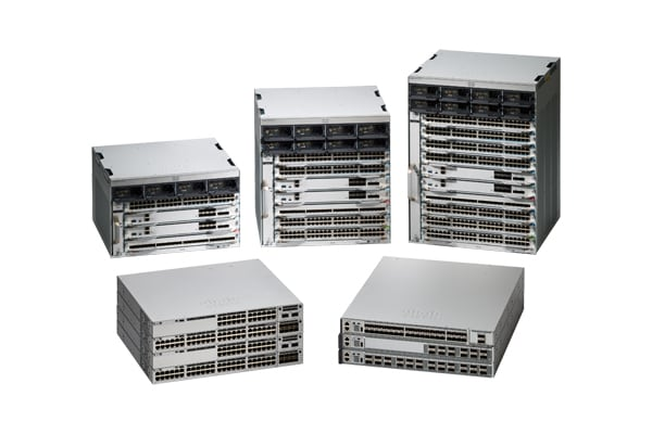 Catalyst Multigigabit Switches with NBASE-T
