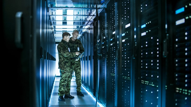 How to secure DoD cloud