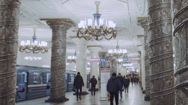 St. Petersburg Metro delivers high-speed Wi-Fi