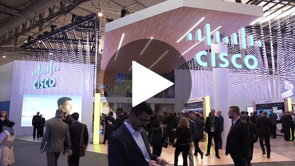Highlights from Cisco at MWC 2019