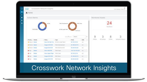 Crosswork Network Insights