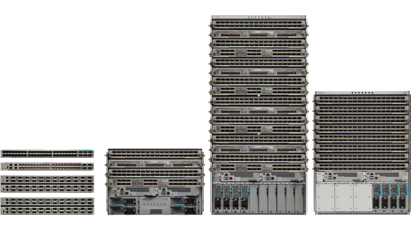 Cisco routers for mass scale