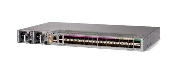 Cisco NCS 540 and 560 routers