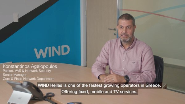 Watch WIND leverages Cisco Firepower 9300 security (2:11)