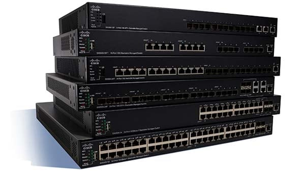 Managed Switches Cisco 550X Series