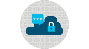 Cloud security for small business messaging
