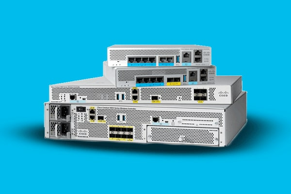 Cisco Firepower 9300 Series appliances with Radware technology
