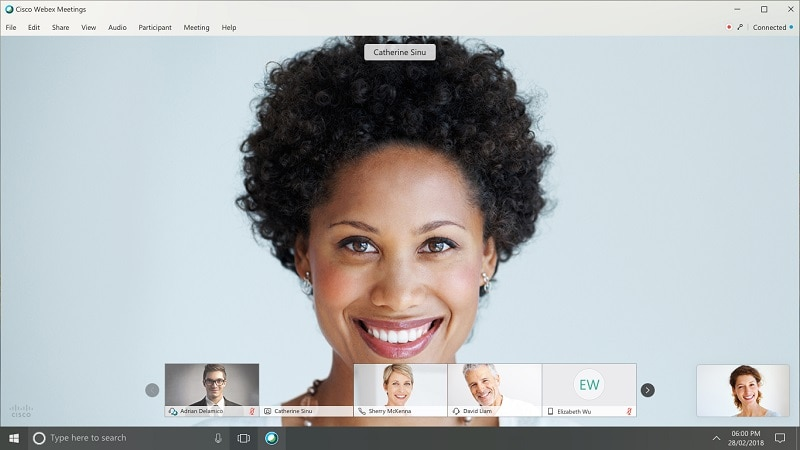 Join Webex Meetings faster than ever
