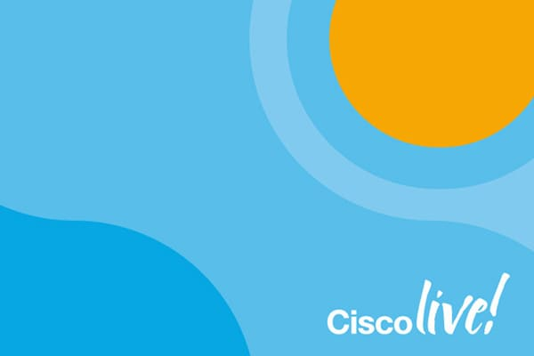 Cisco Live Melbourne 2018: Join the experience online!
