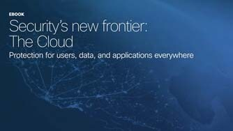 Security's new frontier: The cloud