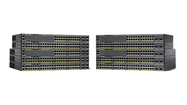 Cisco Catalyst 2960-X and XR Series switches