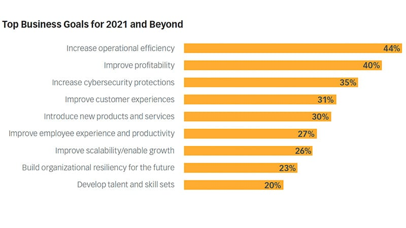 Midsize Companies Embrace the Cloud and SaaS in 2021