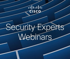 Get ahead of the attackers with Cisco's threat-centric security solutions.