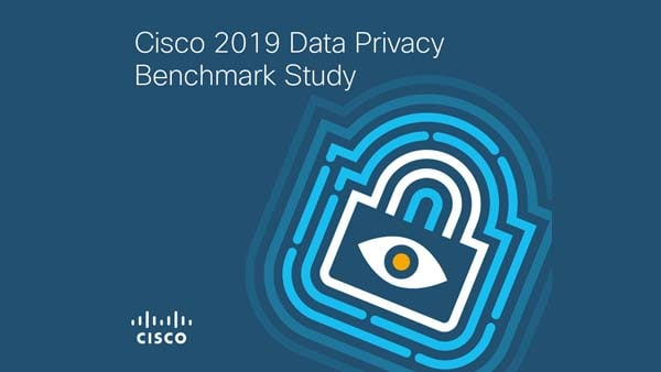 Cisco 2019 Data Privacy Benchmark Study