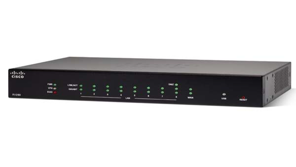 cisco RV200 series small business router