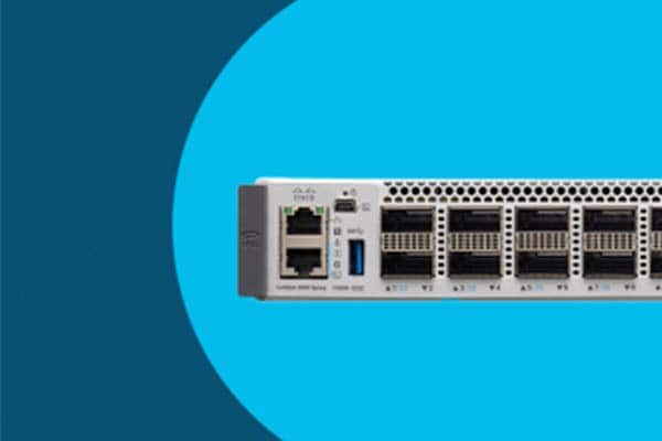 How does a network switch work?