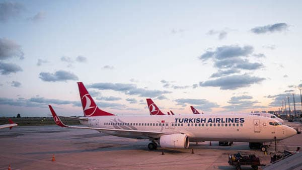 Turkish Airlines takes security to new heights