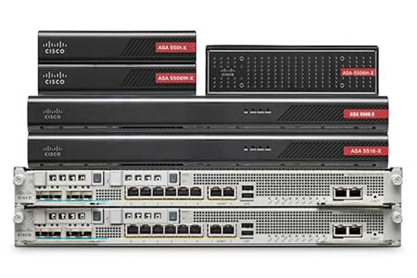 Cisco ASA 5500-X Series with FirePOWER Services - Cisco