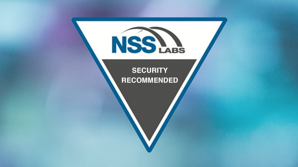 NSS Labs validates our NGIPS