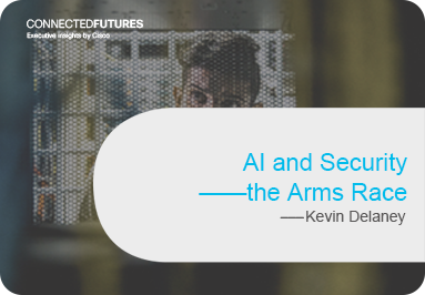 AI and Security: the Arms Race