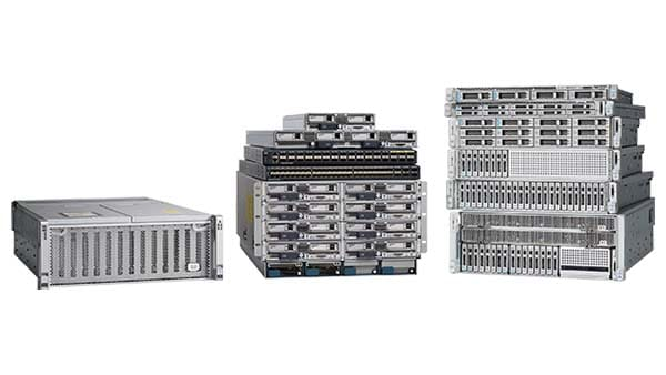 Cisco Computing Model Comparisons