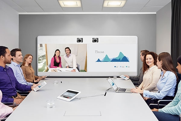 Intuitive, business-quality conferencing