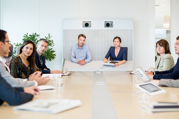 Extend video collaboration to all employees