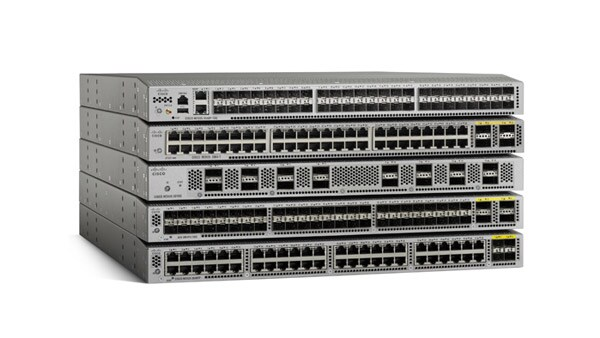 Cisco Nexus 3000 Series