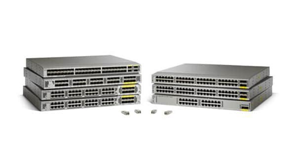 Cisco Nexus 2000 Series Fabric Extenders