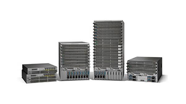 Cisco Nexus 9000 Series Switches