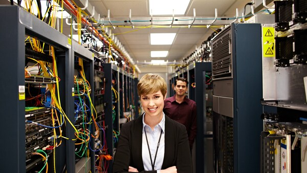 Data center insights