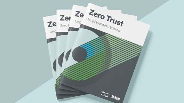Zero-trust approach to enterprise security